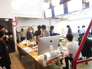 IT飲み会IN福岡市中央区天神パンダスタジオキューブ